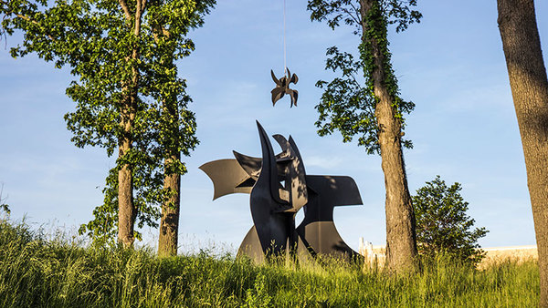 Sculpture park opening set for Aug. 25