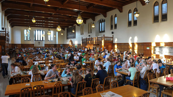 Campus Dining updates meal plan policies