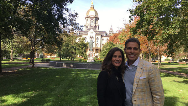 Notre Dame receives first-of-its-kind $100 million unrestricted commitment from entrepreneur Kenn Ricci