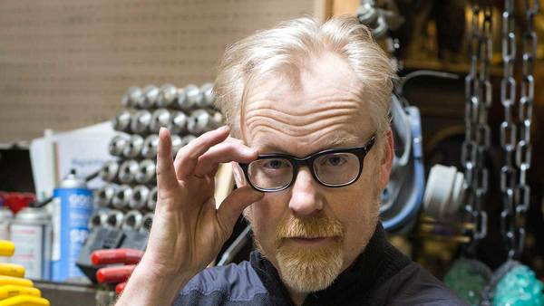 Adam Savage Photo Feature