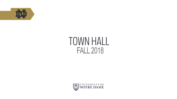Town Hall Title