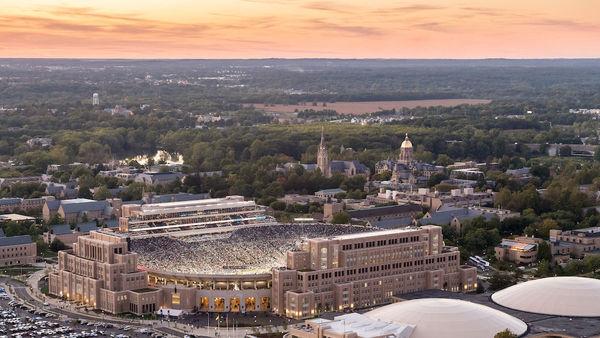 Notre Dame Stadium 9270 Feature