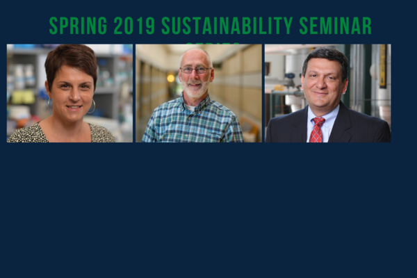 2019 Sustainability Seminar Series News