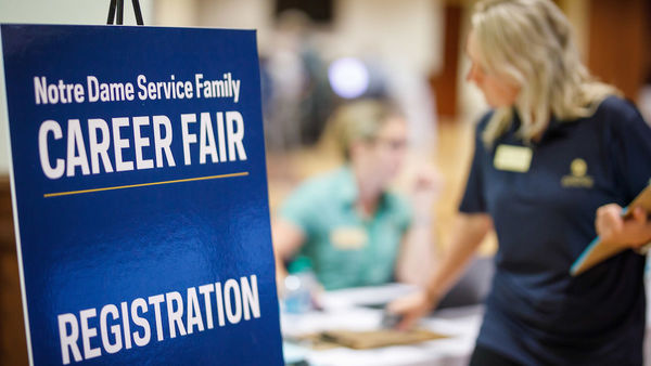 Career Fair to feature on-the-spot hiring decisions